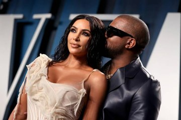 The Internet Can't Handle How Kanye West Left Kim Kardashian to Carry All Their Shopping Bags