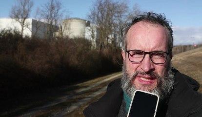 Trois questions à Gabriel Weisser, riverain de la centrale de Fessenheim