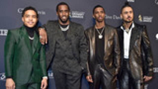 Diddy's Names His Sons As Judges For 'Making the Band' Reboot | Billboard News