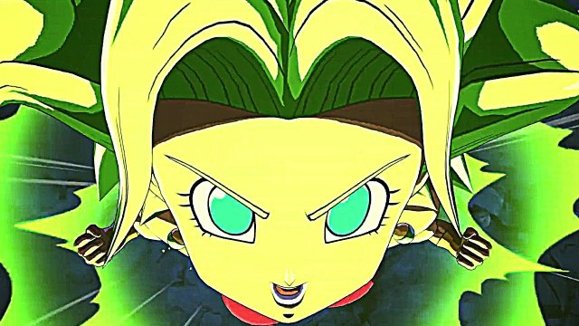 "DRAGON BALL FIGHTERZ  ""Kefla Gameplay"" Bande Annonce"