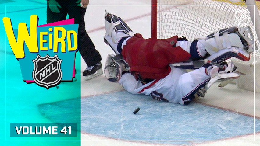 Weird NHL Vol. 41: