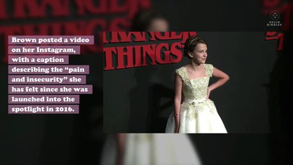 Millie Bobby Brown spoke out about being inappropriately sexualized since she was 12, and so many celebs are sending support