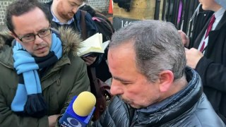 Witnesses describe scene after mosque attack