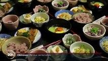 Japon : Okinawa, l'île aux centenaires