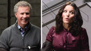 Julia Louis-Dreyfus & Will Ferrell Take a Lie Detector Test
