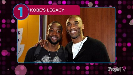 Dwyane Wade Says Friend Kobe Bryant Was 'in the Process of Building' His Next Legacy Before Death