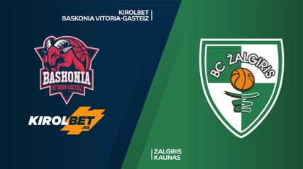 EuroLeague 2019-20 Highlights Regular Season Round 25 video: Baskonia 60-74 Zalgiris