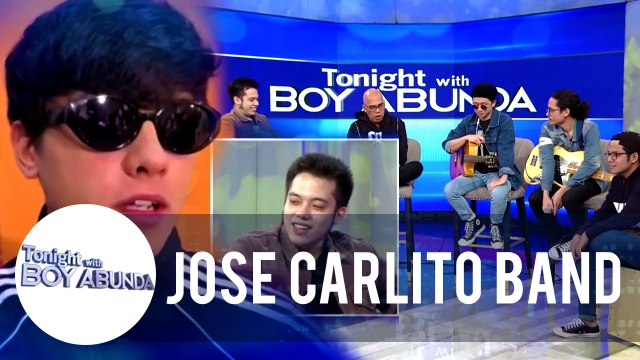 Fast Talk with Jose Carlito band | TWBA