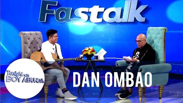 Fast Talk with Dan Ombao | TWBA