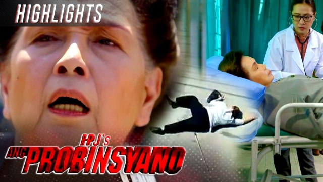 Lola Flora faints after her intense argument with Lily | FPJ's Ang Probinsyano