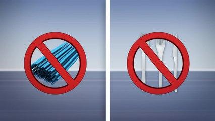 China's single-use plastic ban explained