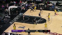 Drew Eubanks (16 points) Highlights vs. South Bay Lakers