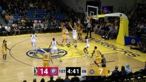 James Palmer Jr. (18 points) Highlights vs. Santa Cruz Warriors