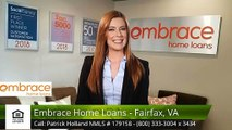 Patrick Holland NMLS # 179158 Embrace Home Loans - Fairfax, VA Fairfax SuperbFive Star Review...
