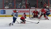 Mark Scheifele helps Jets down Senators with hat trick