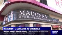 Madonna débarque samedi au Grand Rex à Paris mais attention il sera interdit de filmer le concert et son équipe