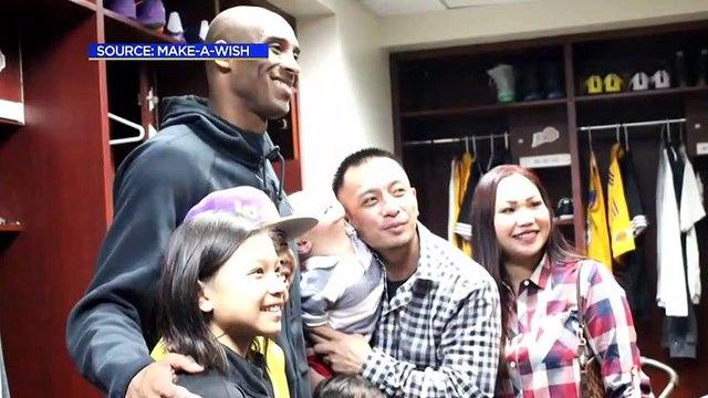 Remembering Kobe Bryant: Kobe Wishes