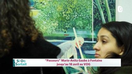 21 FEVRIER 2020 - MPL, Les 40 batteurs, Passeurs - Marie-Anita Gaube - Si On Sortait - TéléGrenoble