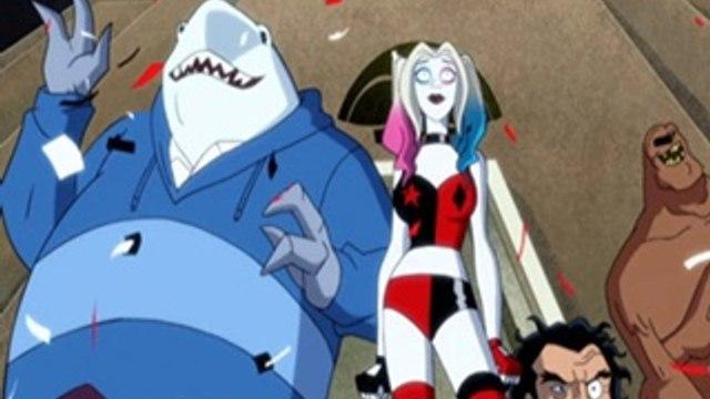 Harley Quinn Season 1 Episode 13 :The Final Joke (01x13) TV Show
