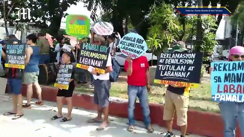 No to Manila Bay reclamation