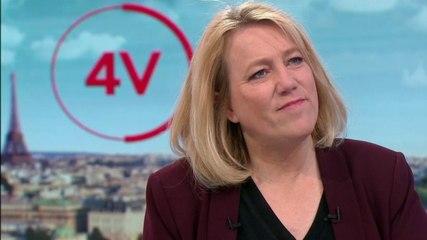 Danielle Simonnet - France 2 vendredi 21 février 2020