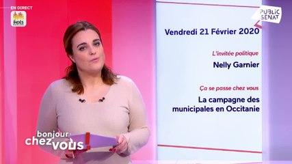 Jean-Raymond Hugonet - Public Sénat vendredi 21 février 2020