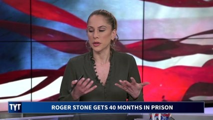 Trump Goon Roger Stone Sentenced To 40 Months In Prison