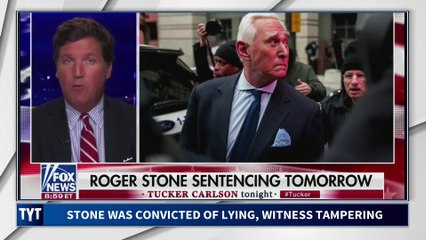 Fox News BEGS Trump to Pardon Roger Stone
