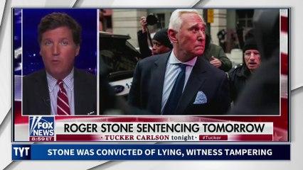 Fox News BEGS Trump to Pardon Roger Stone