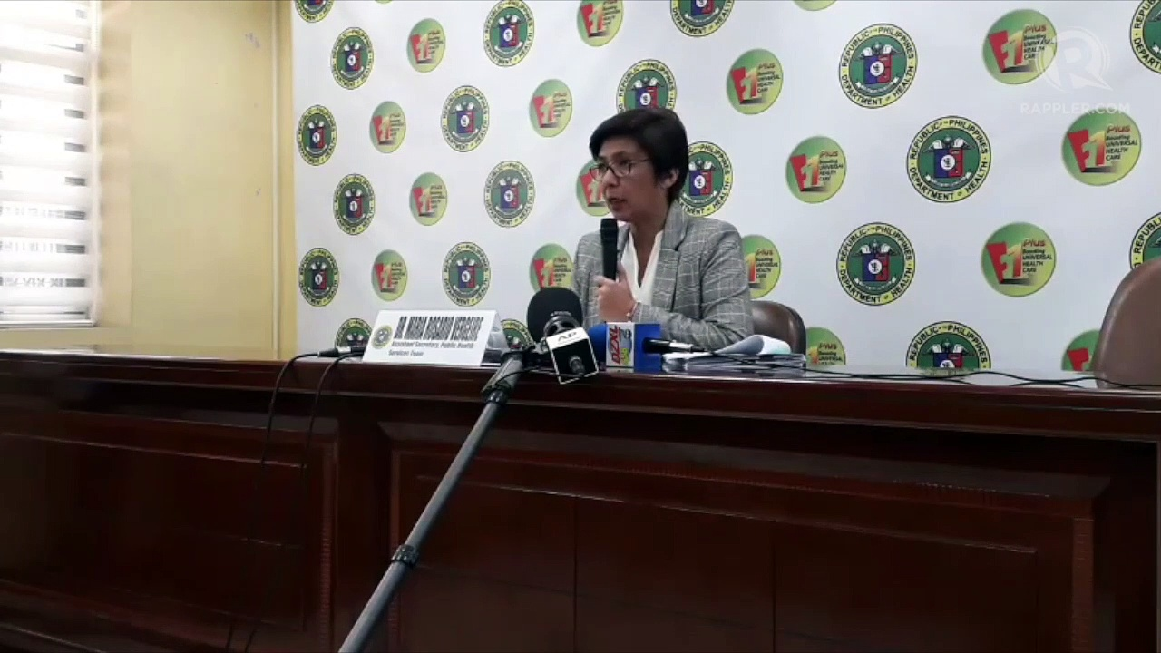 DOH: 30 Filipino repatriates from Wuhan to go home after showing no COVID-19 symptoms