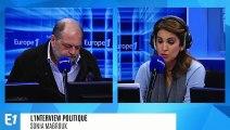 """Pour Eric Dupond-Moretti, Benjamin Griveaux """"est victime pénalement, totalement victime"""""""