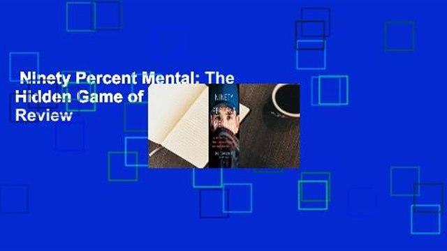 Ninety Percent Mental: The Hidden Game of Baseball  Review