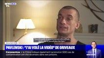 """Piotr Pavlenski reconnaît avoir """"volé"""" la vidéo de Benjamin Griveaux"""