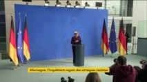 """""""Le racisme est un poison"""" : le spectre néonazi inquiète en Allemagne"""