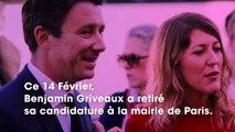 Benjamin Griveaux : la réaction de sa femme après la diffusion de sa vidéo intime
