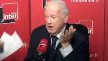 Interview Michel Charasse sur France Inter
