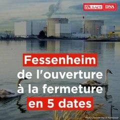 Centrale nucléaire de Fessenheim : le début de la fin