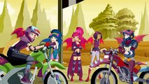 ANGEL'S FRIENDS season 2 episode 40   cartoon for kids   fairy tale   angels and demons
