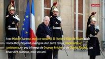 Michel Charasse, mort du « tonton flingueur » de Mitterrand