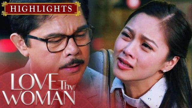 Adam, itinakwil si Jia | Love Thy Woman