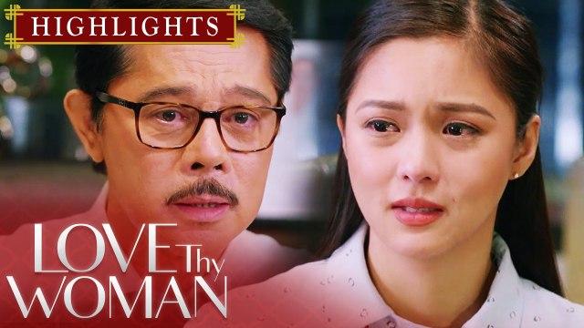 Jia, humingi ng tawad kay Adam sa desisyon niyang pag-alis | Love Thy Woman