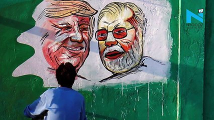 Why Rs 120 cr expense on 3-hour Trump visit, asks Cong