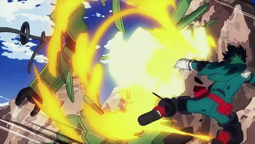 My Hero Academia Two Heroes Official Dubbed Trailer 2 2018 Video Dailymotion