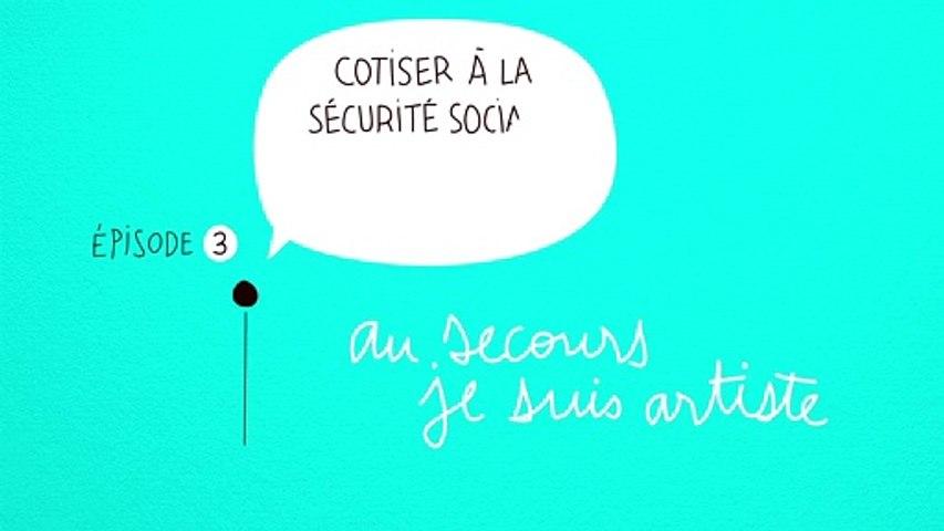Au secours Je suis artiste #3 : Cotiser à la sécurité sociale des artistes-auteur.es, c'est obligatoire?