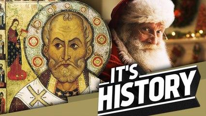SANTA CLAUS - Bishop of Mira I IT'S HISTORY