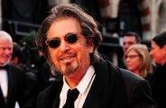 Al Pacino praises Eminem's Oscars performance