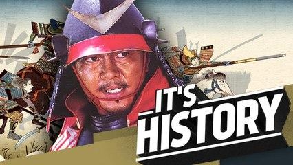 TOKUGAWA IEYASU - shogun of Japan - IT'S HISTORY