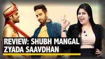 'Shubh Mangal Zyada Saavdhan' Review | RJ Stutee reviews Ayushmann Khurrana's latest film.