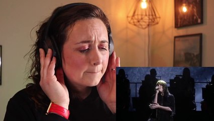 Billie Eilish - No Time to Die (LIVE from the Brit Awards) __ REACTION