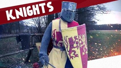 Medieval tank - The 13th Century Knight I IT'S HISTORY